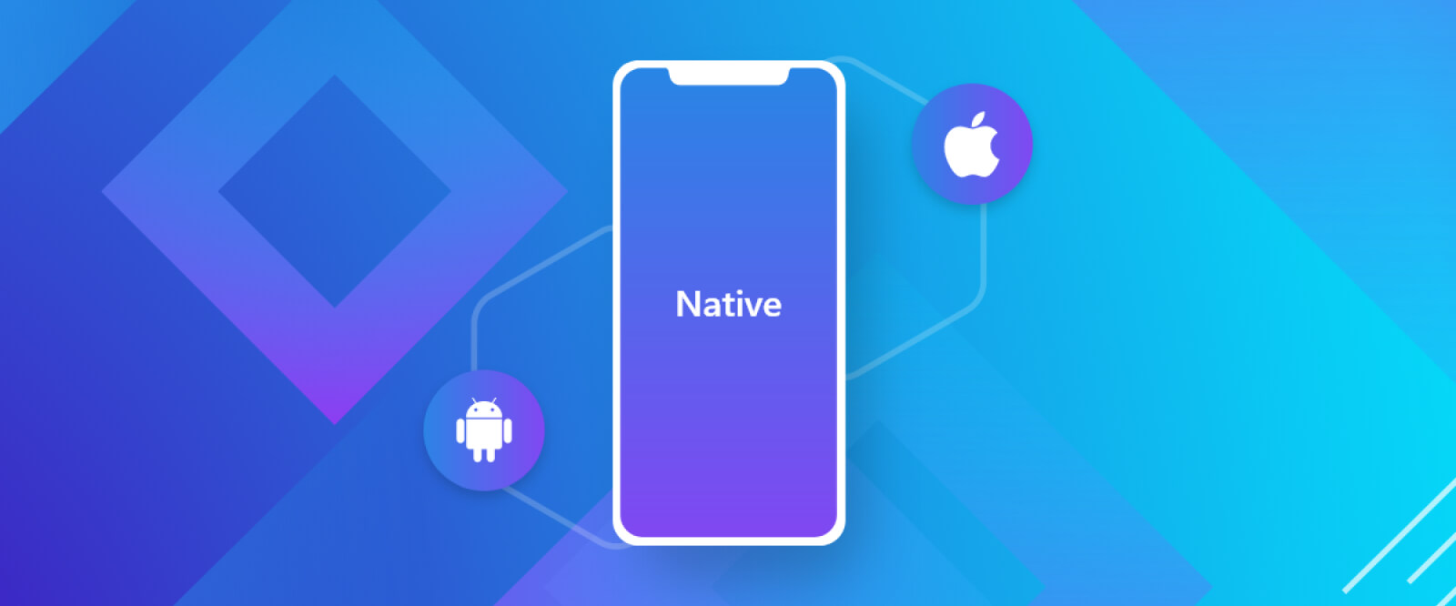 Native Mobile App Development graphics