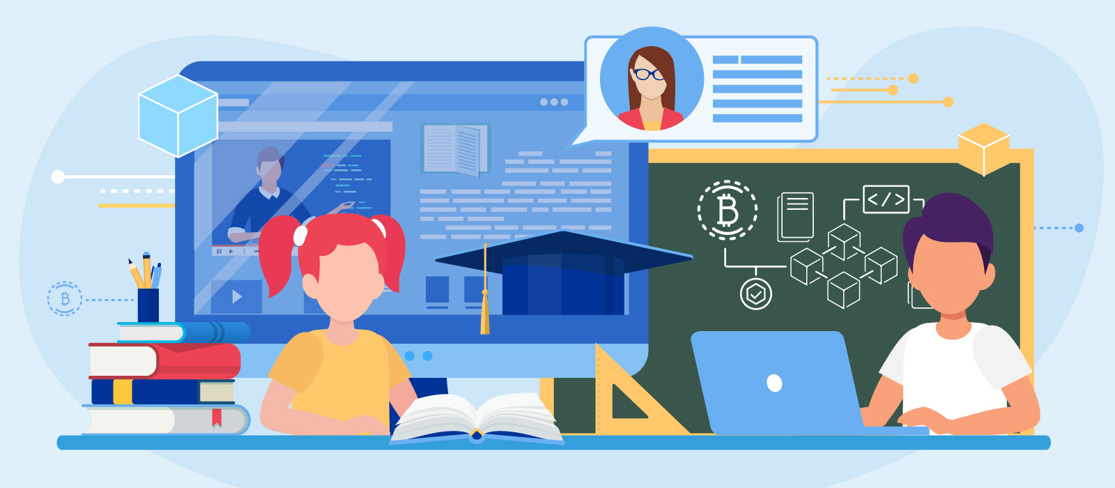 Blockchain in K-12 Education: Benefits and Use Cases
