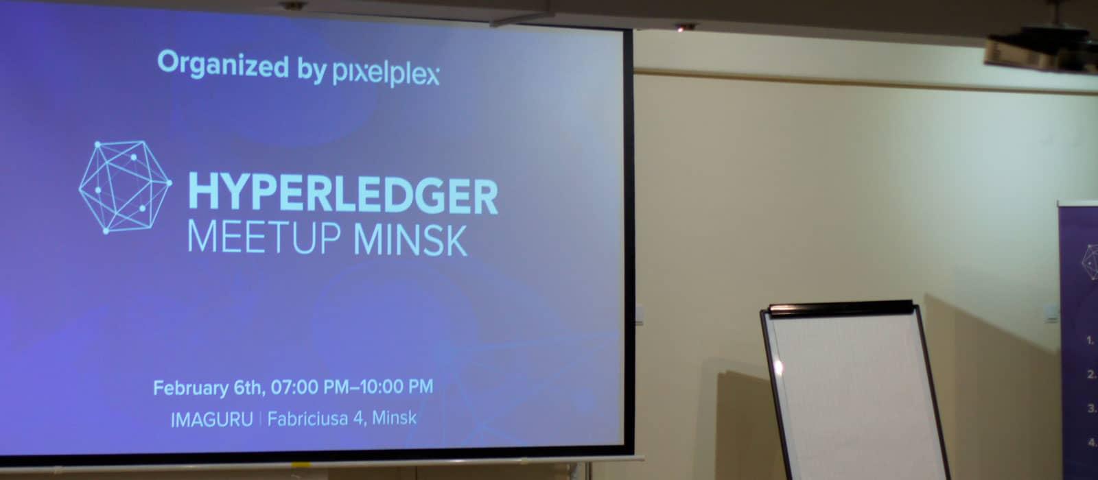 Hyperledger Meetup 2020 Belarus: Top Insights & Takeaways
