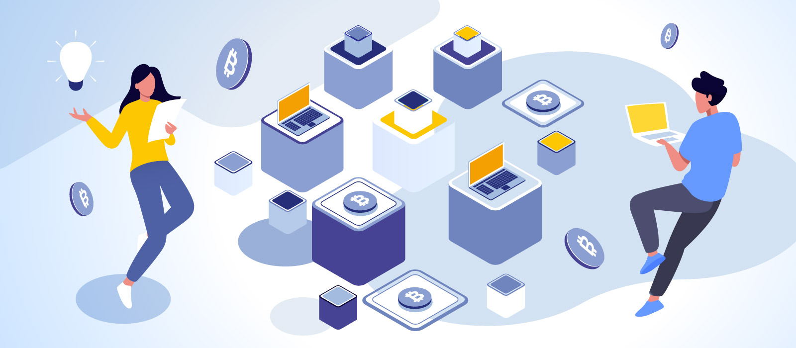 Top Blockchain Startups That Are Disrupting the Status Quo