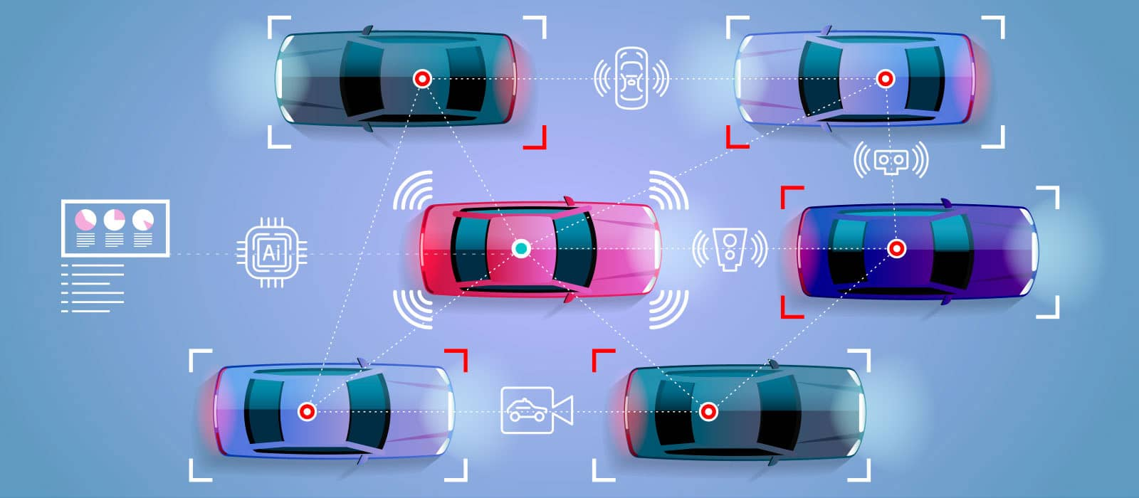 Self Driving Cars Disrupting the Future of Transportation