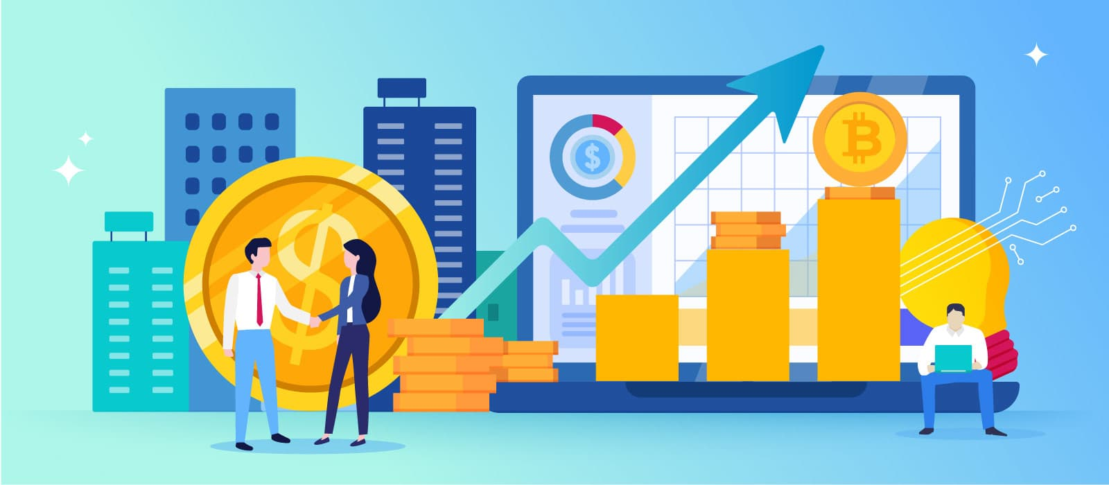 How to Invest in Blockchain Technology and Gain the Highest Returns