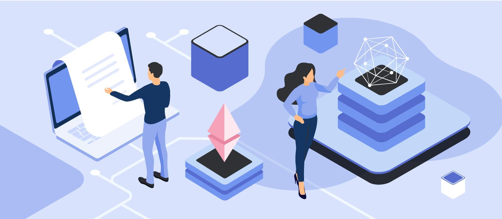 Deploying Smart Contracts for Hyperledger Fabric Enterprise Blockchain Platform