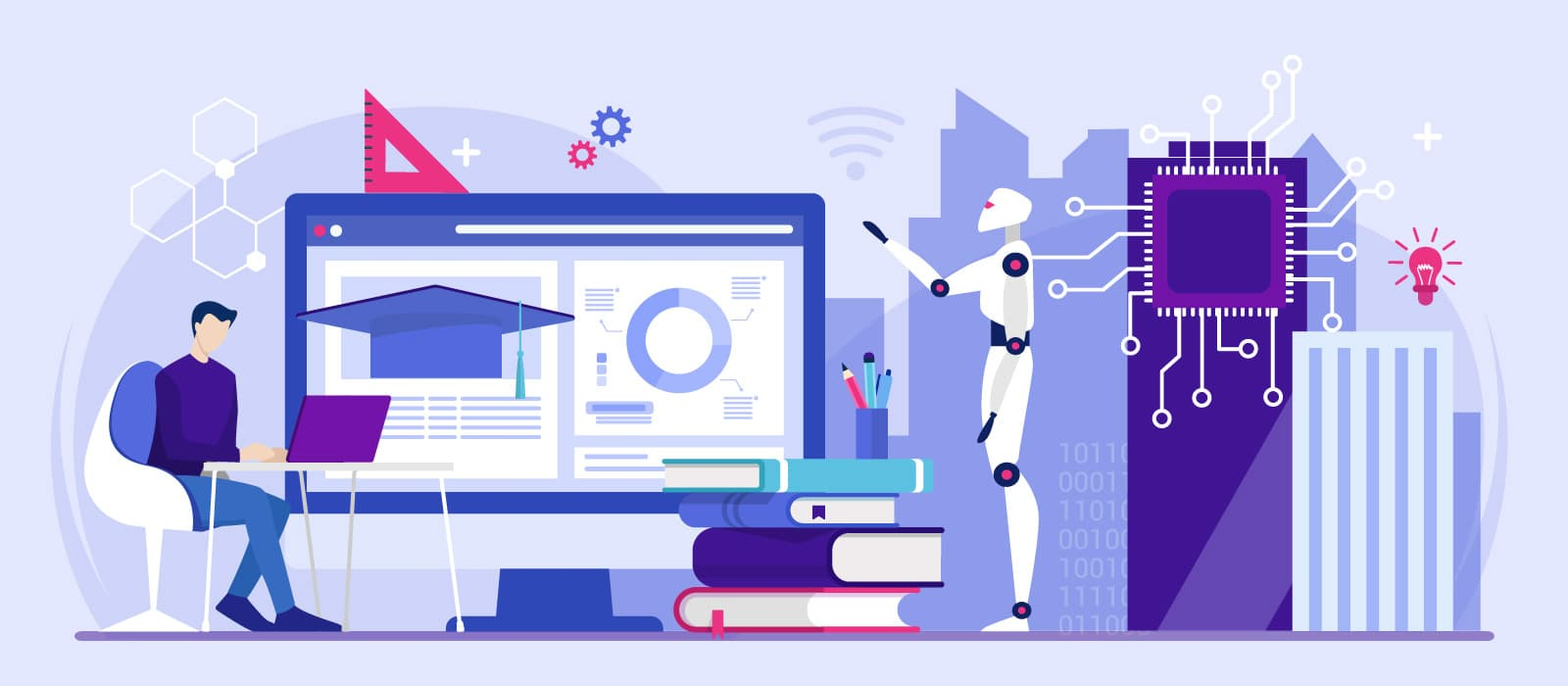 Artificial Intelligence in Education: Use Cases and Applications